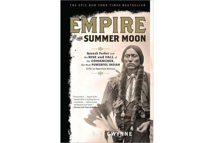 empire of the summer moon book review