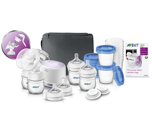 avent double electric breast pump reviews