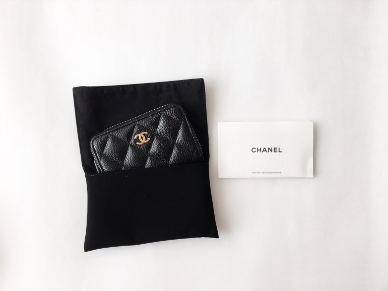 chanel classic coin purse review