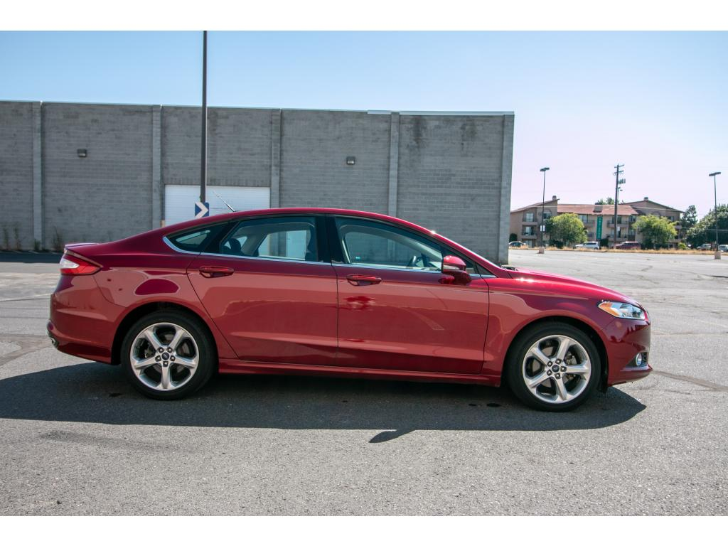 ford fusion all wheel drive review