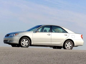 2002 toyota camry le reviews