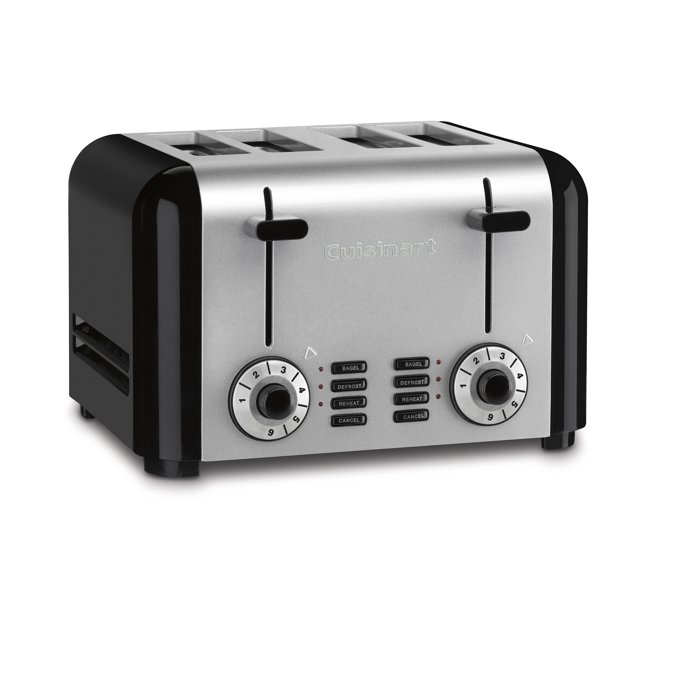 cuisinart cpt 640 4 slice toaster reviews