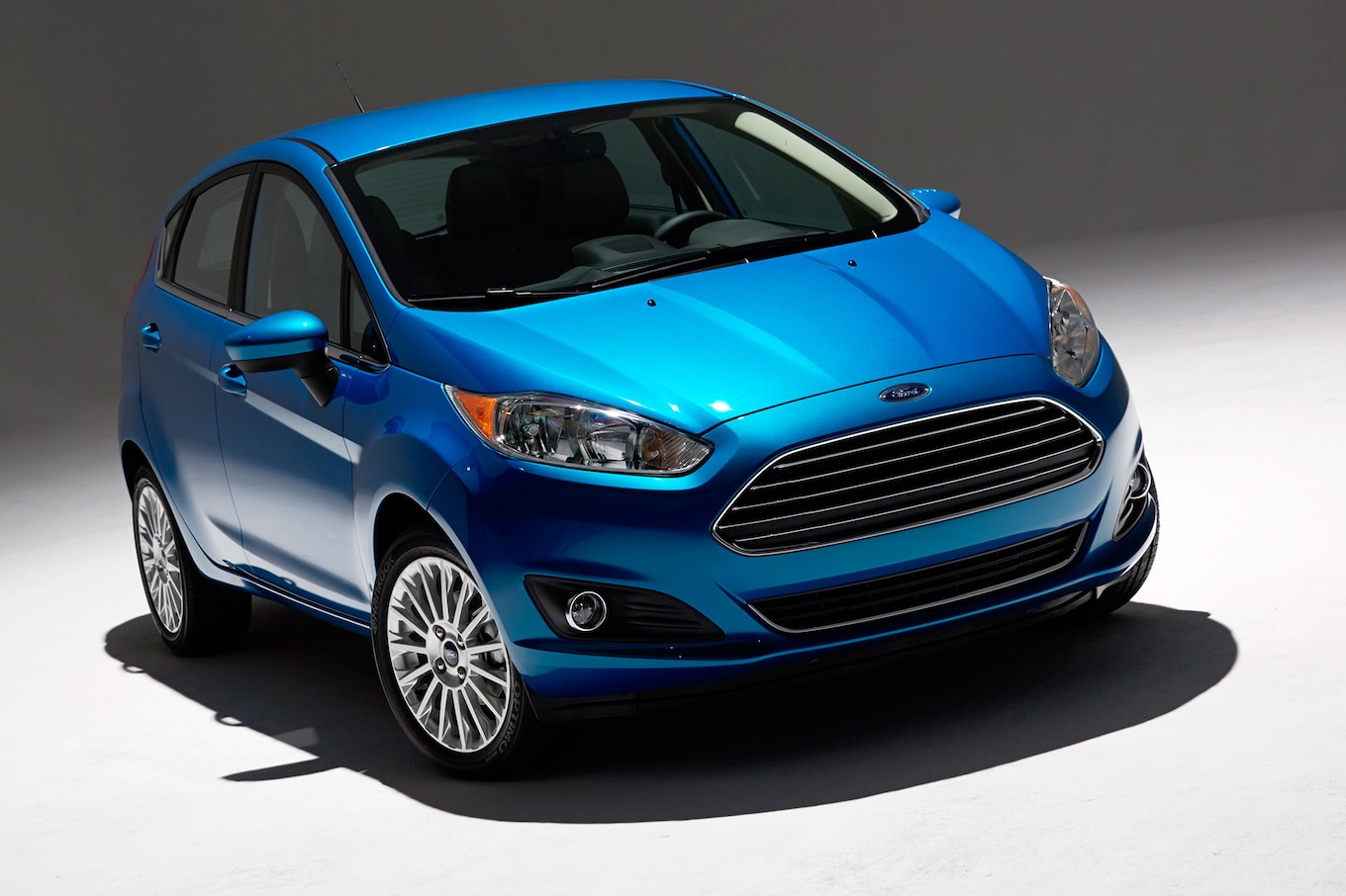 ford fiesta trend 2014 review