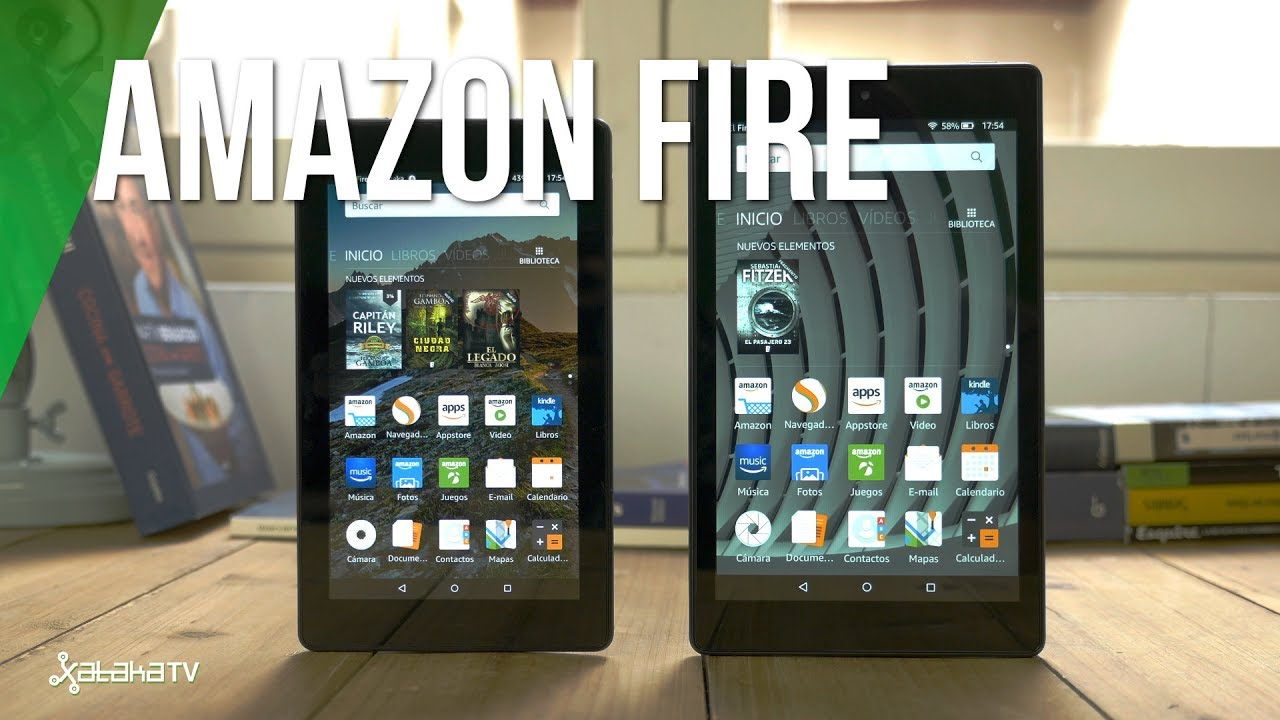 fire on the amazon review