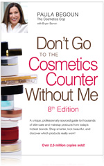 cosmetics cop hair product reviews