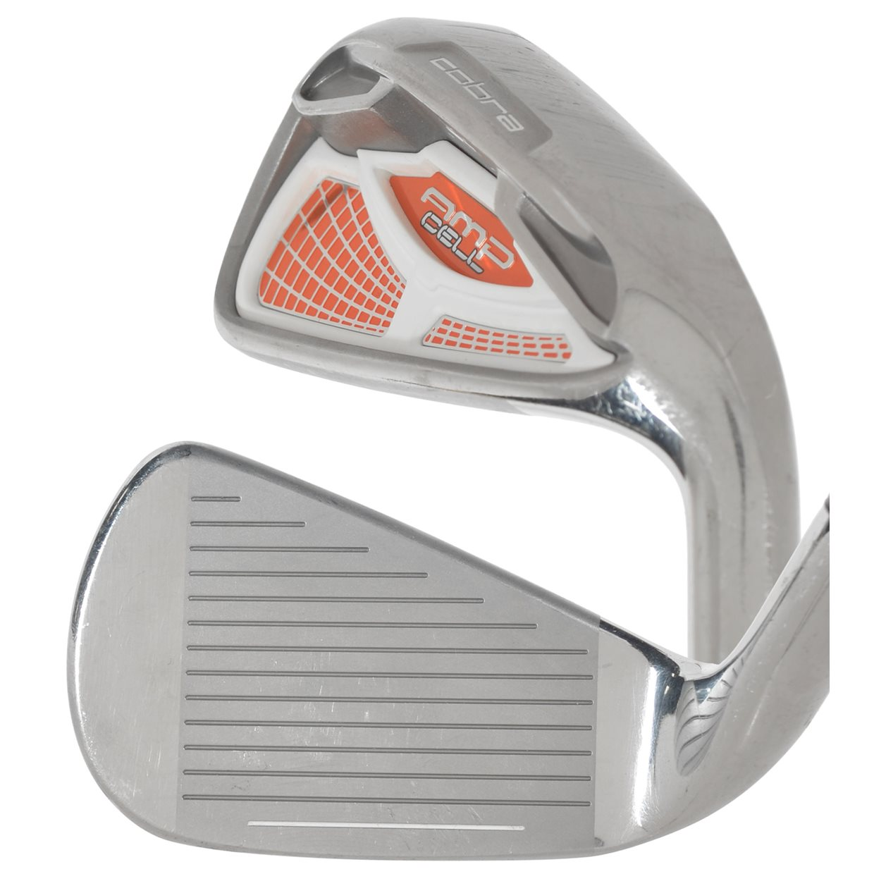 cobra amp cell irons review golf digest
