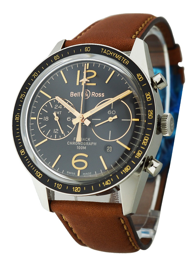 bell and ross 123 sport heritage review