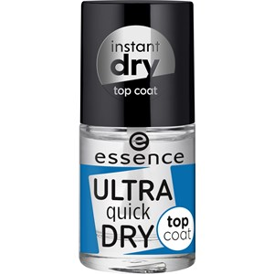 essence quick dry top coat review