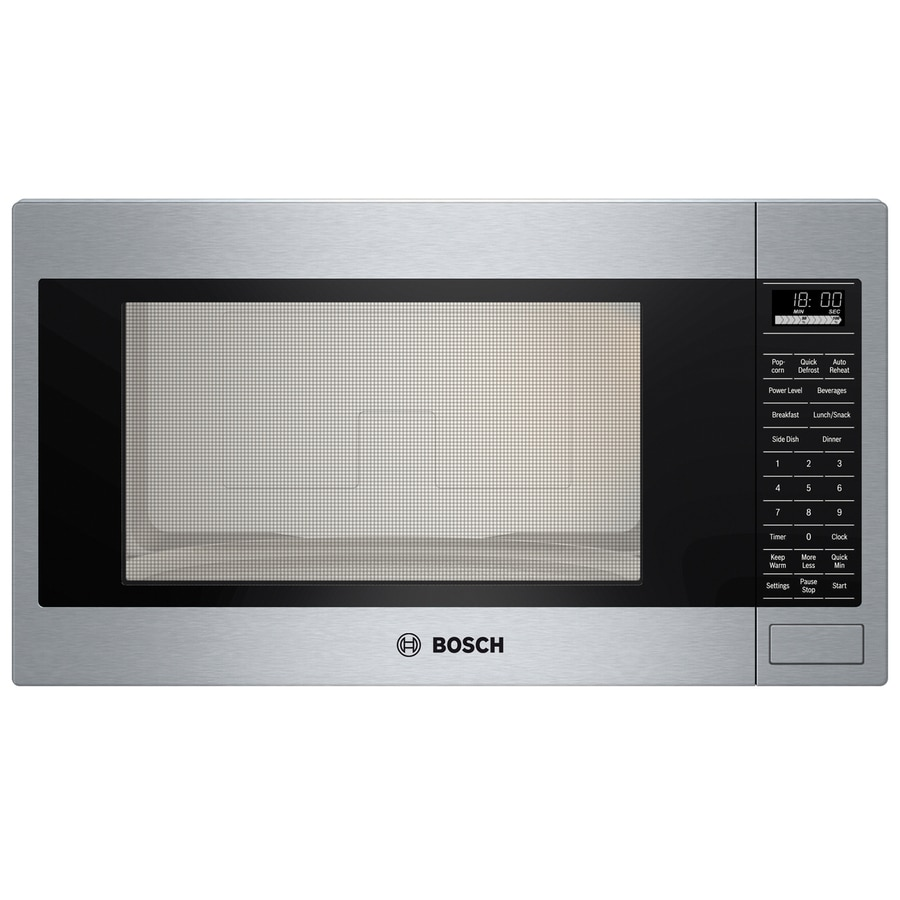 bosch built in microwave reviews