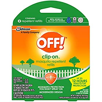 clip on insect repellent review
