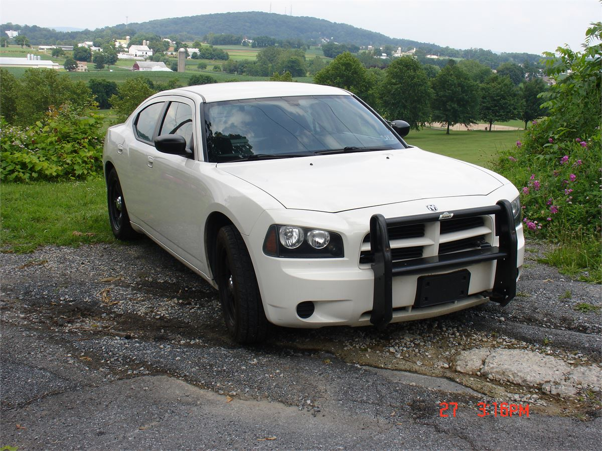 2007 dodge charger police package review