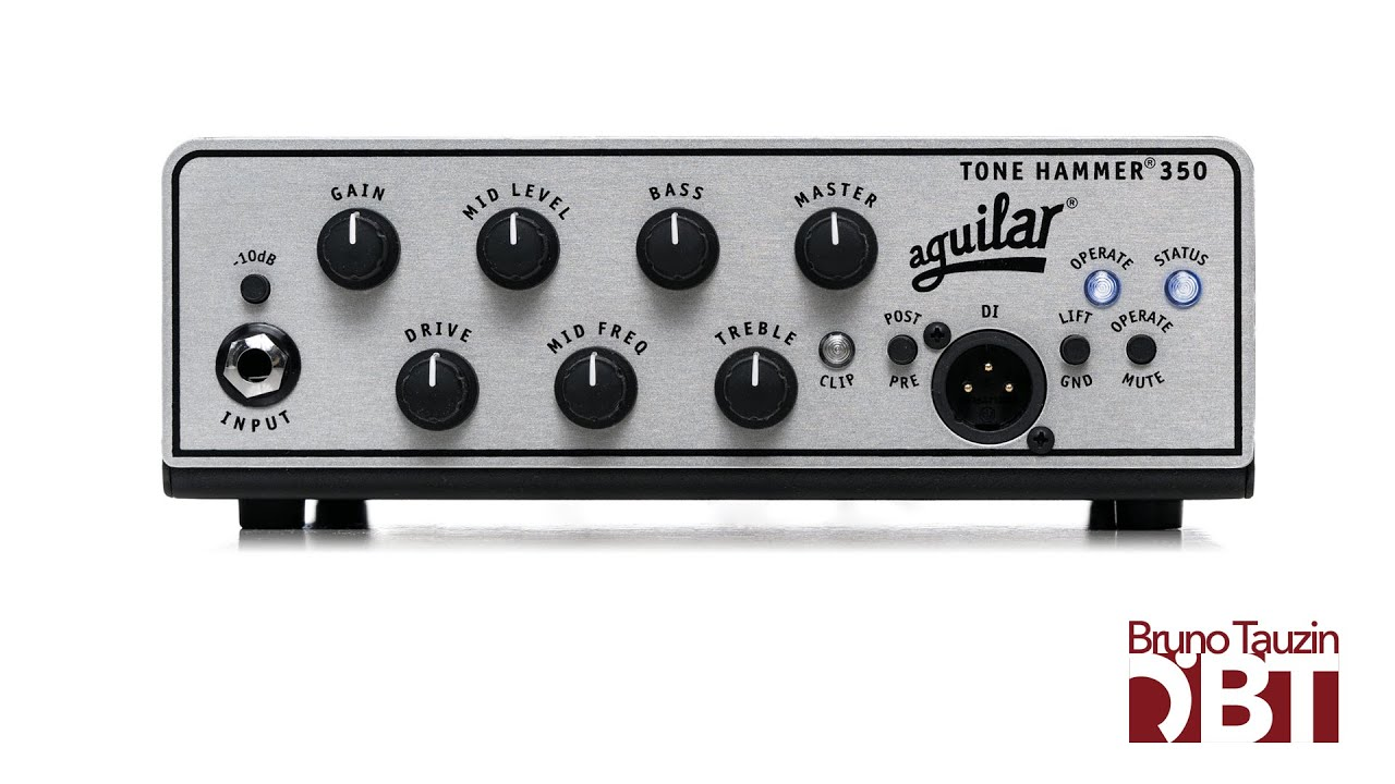 aguilar tone hammer 350 review