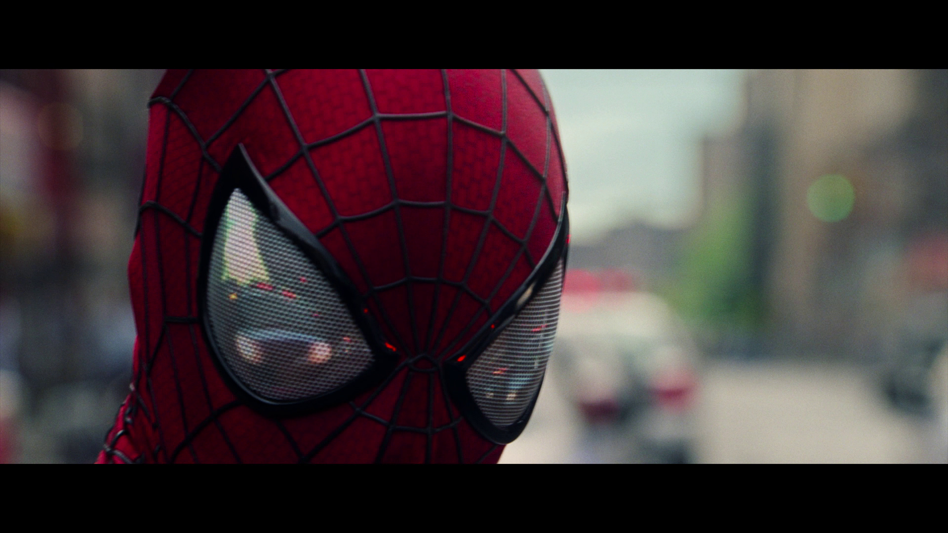 amazing spider man blu ray review