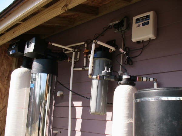 austin springs whole house water filter reviews
