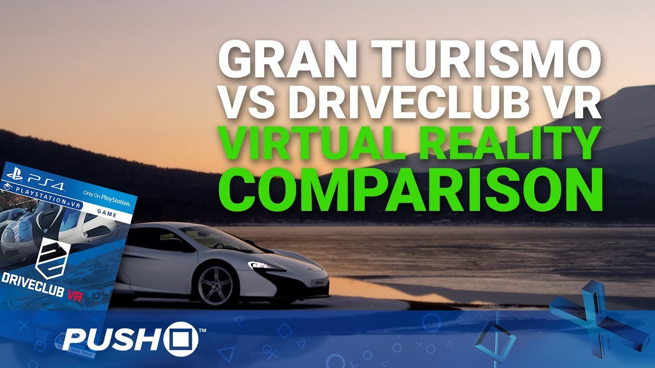 gran turismo vr ps4 review
