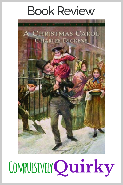 book review of a christmas carol by charles dickens