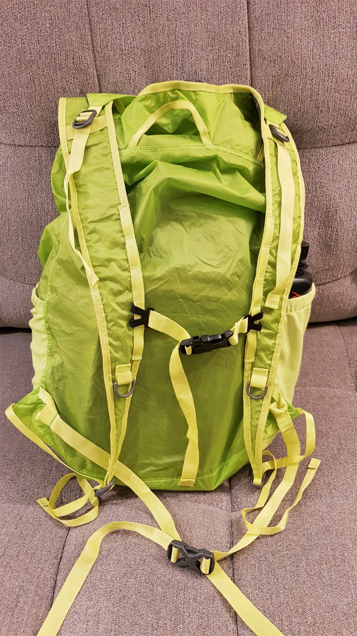 sea to sky pack review