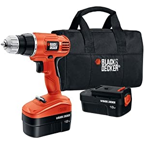 black and decker 18v drill review