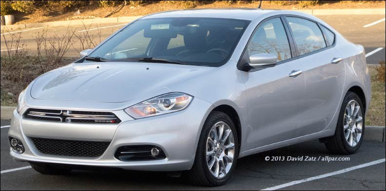 2013 dodge dart limited review