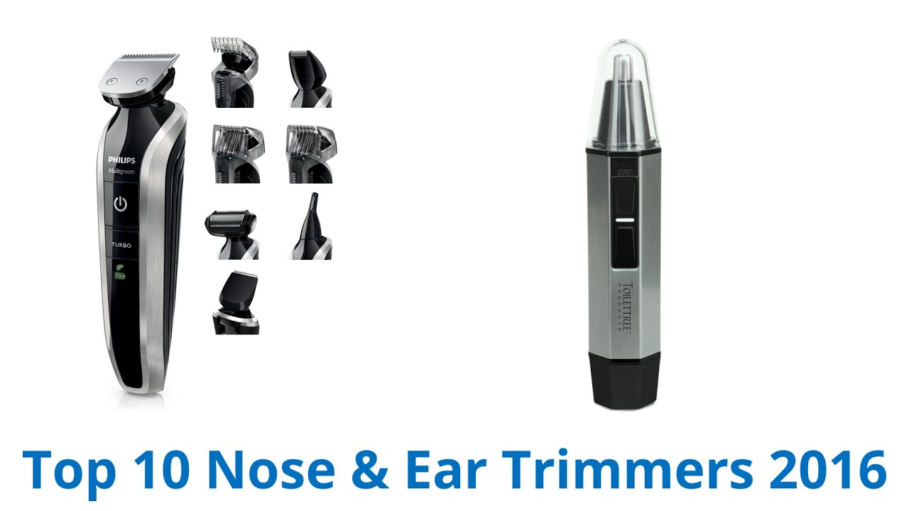 best ear and nose trimmer reviews