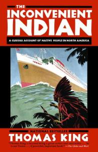 the inconvenient indian book review