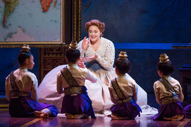 the king and i reviews