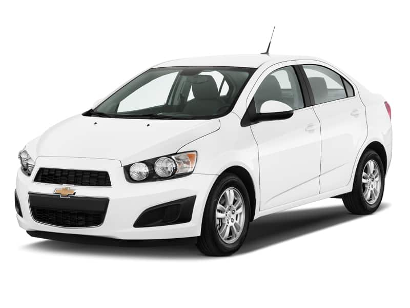 2016 chevy sonic hatchback review