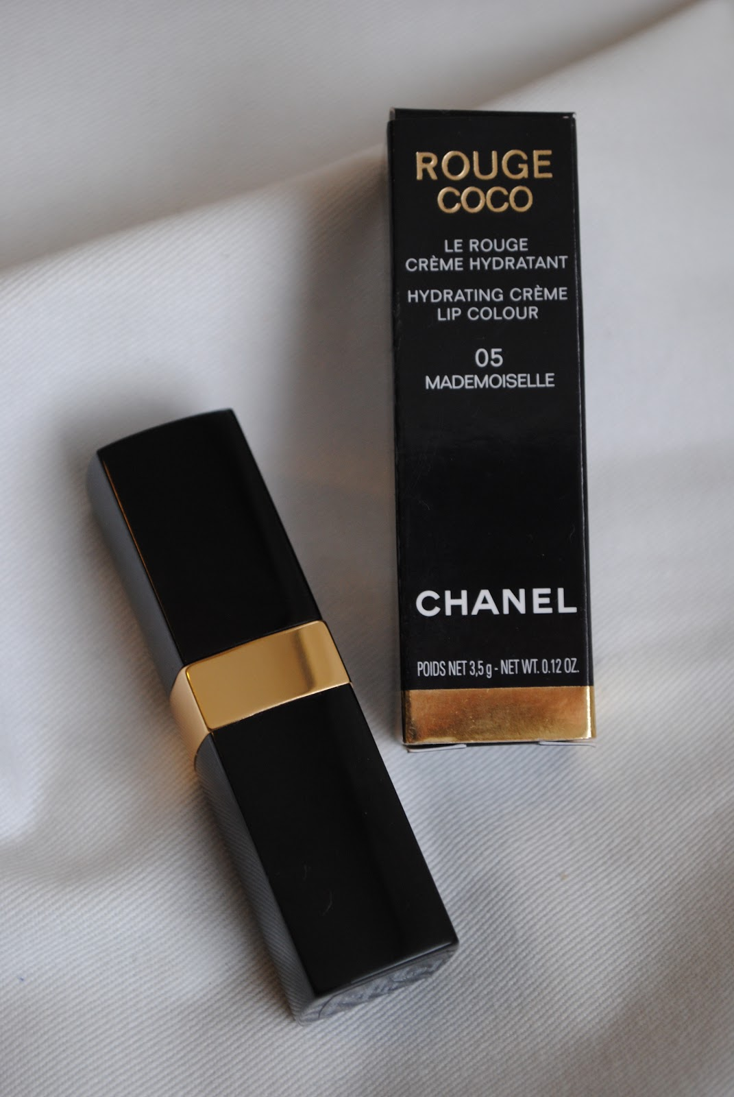 chanel rouge coco mademoiselle review