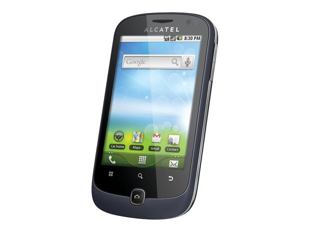 alcatel one touch phone review