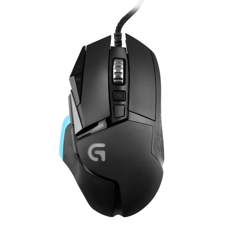 g502 proteus core tunable gaming mouse review
