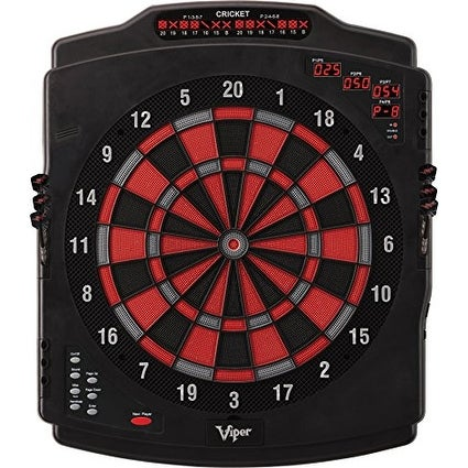 electronic soft tip dart board reviews
