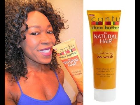cantu dry co wash review