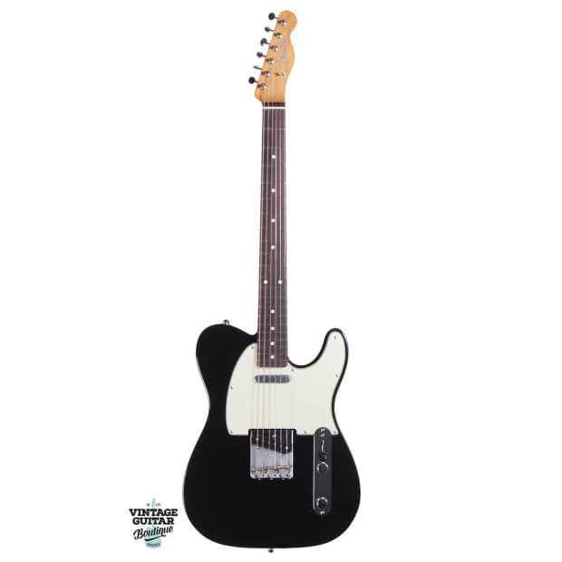 fender classic series 60s telecaster review