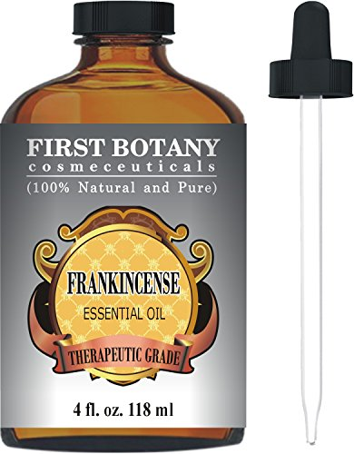 first botany essential oils review