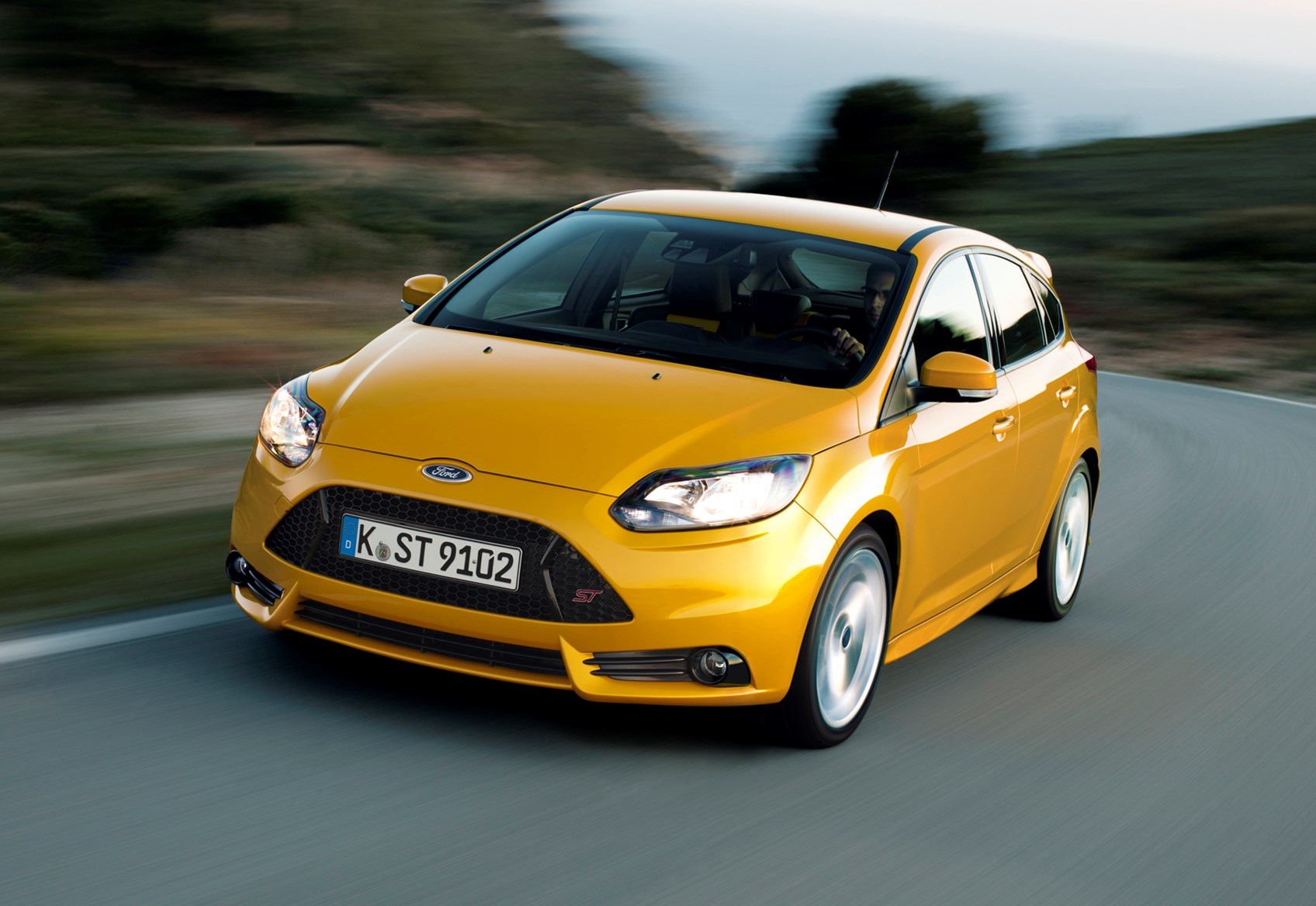 ford focus st consumer reviews