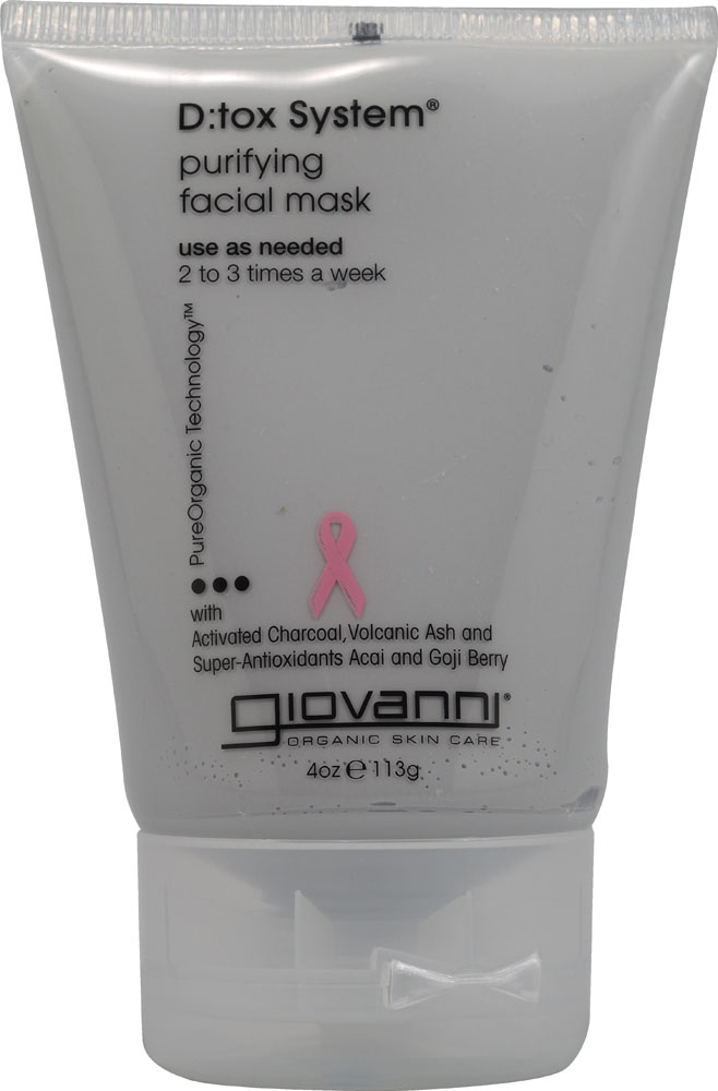 giovanni d tox system purifying facial mask review