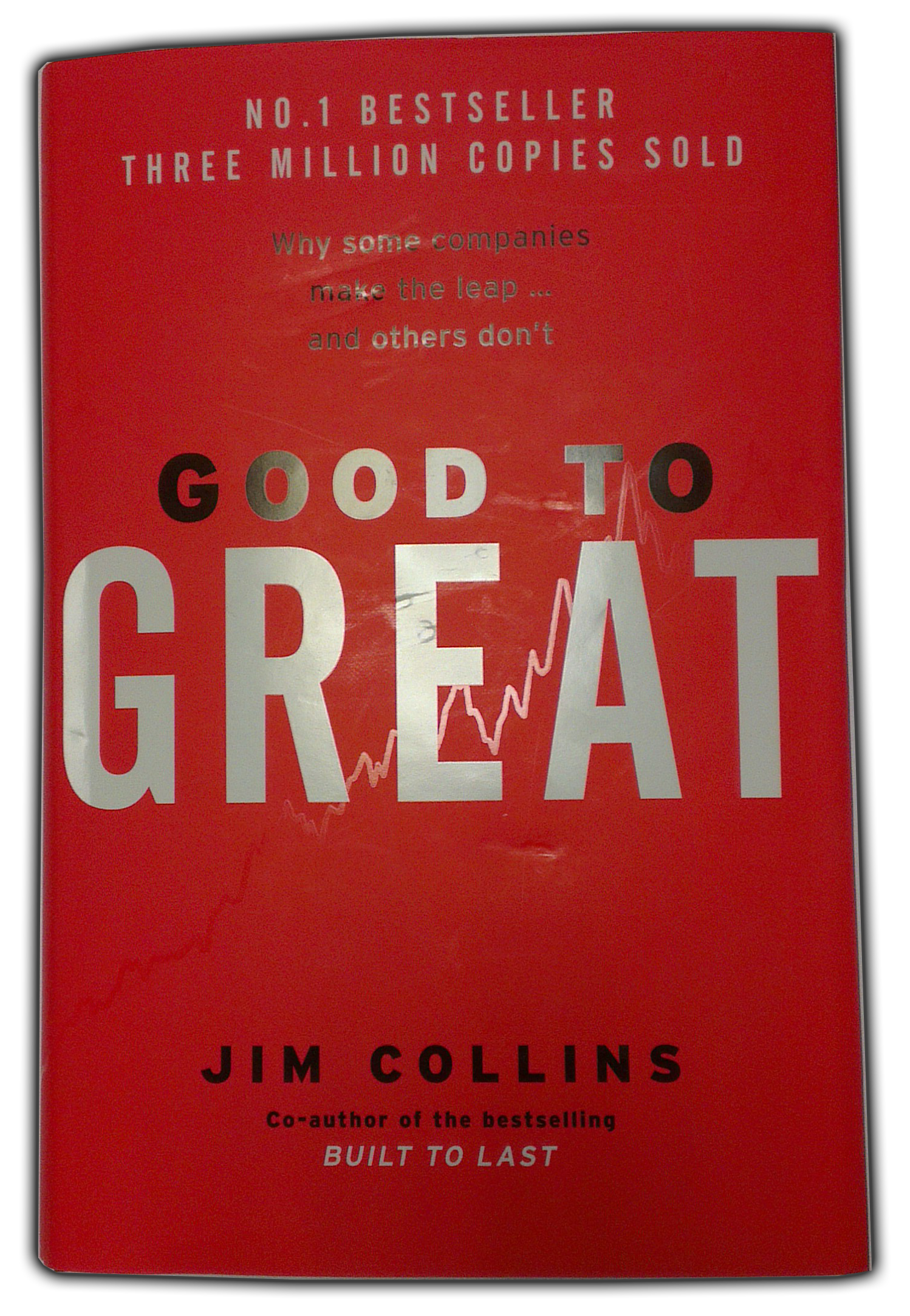 good to great jim collins book review