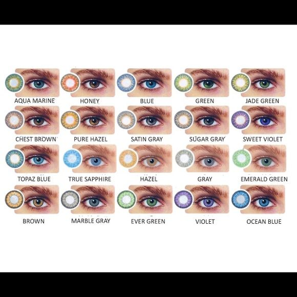 hollywood luxury color lenses reviews