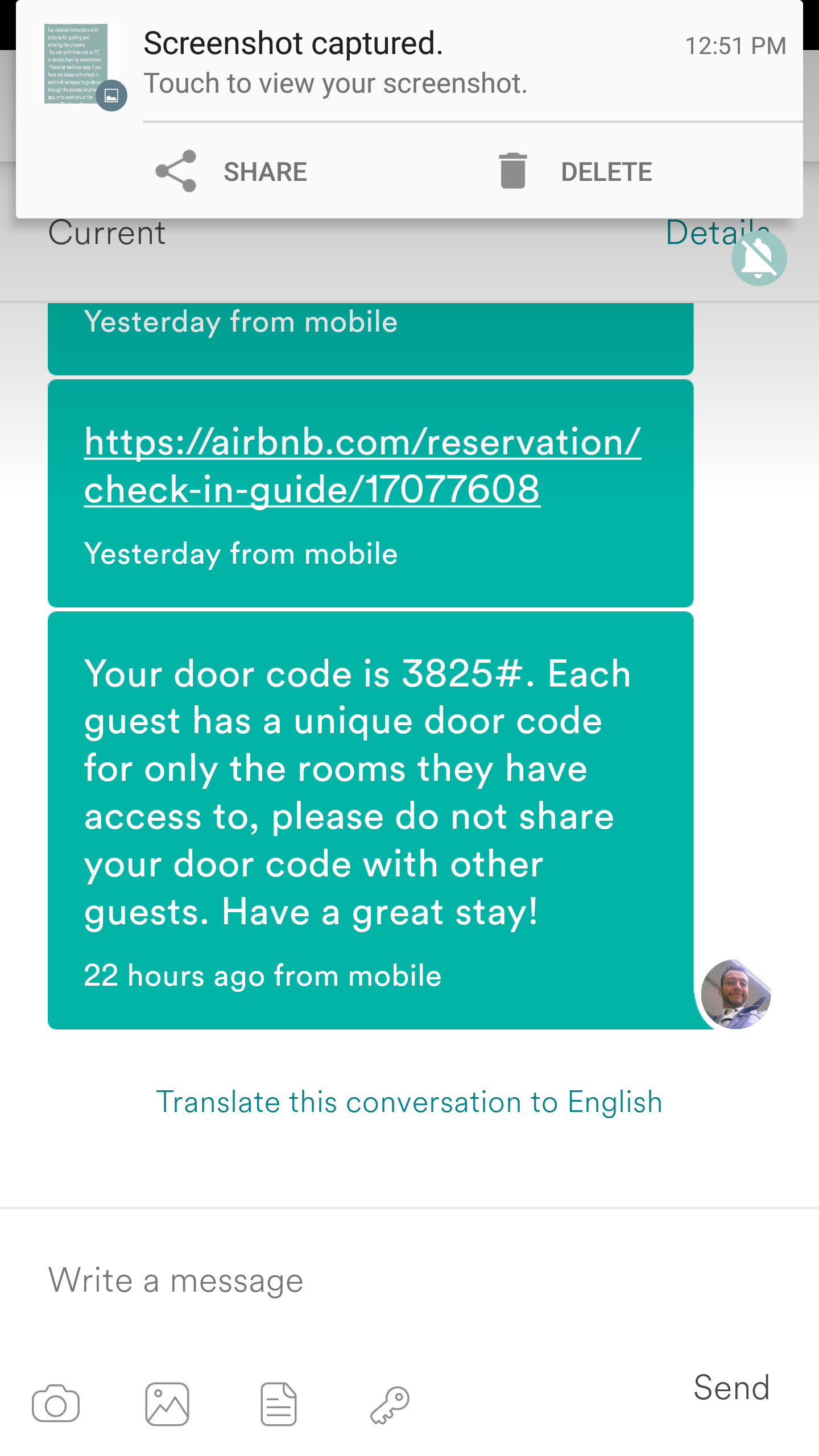 how to see your reviews on airbnb as a guest