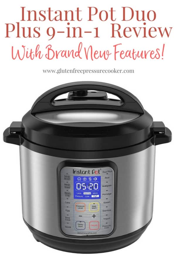 instant pot 9 in 1 review